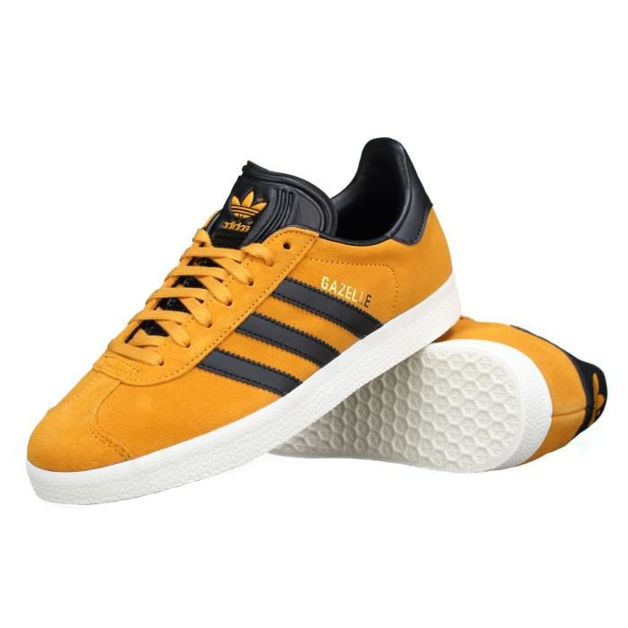 Basket Adidas Gazelle Bz0035 Moutarde