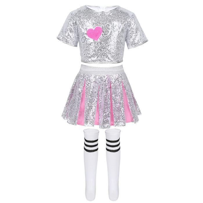 Costume Vêtement Sac-nommé 3 Personnalisé Gymnastique Danse Costume transporteur