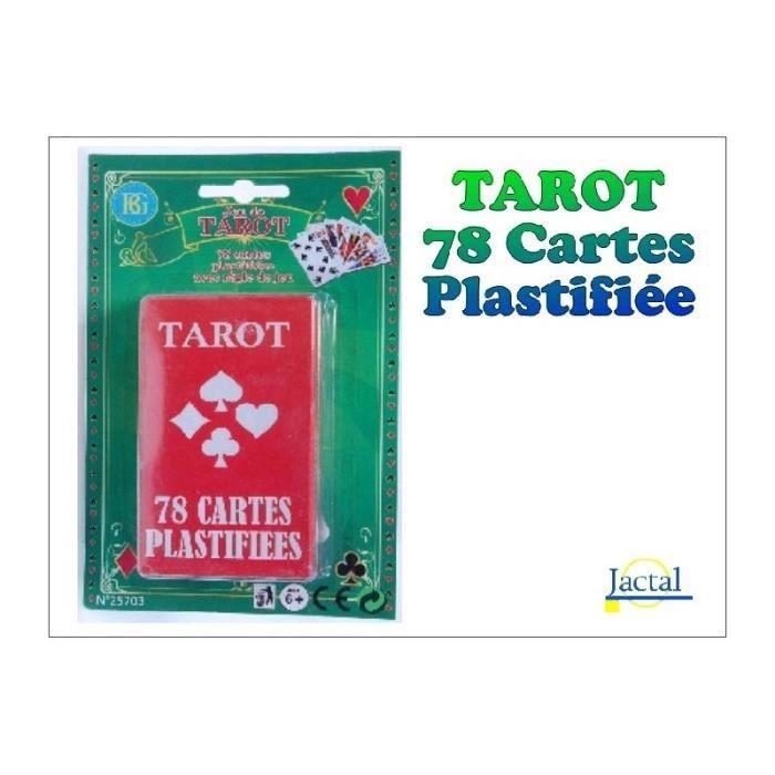 CARTES DE JEU Jeu de cartes TAROT qualité 250 grs