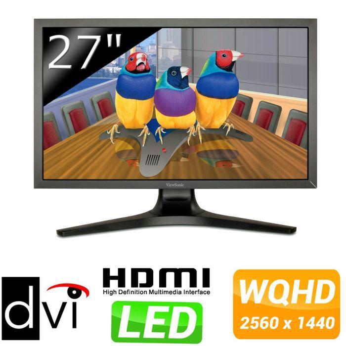ECRAN ORDINATEUR ViewSonic VP2770-LED