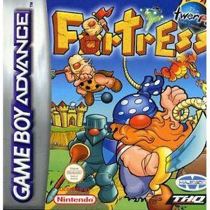 JEU GAME BOY ADVANCE FORTRESS / JEU CONSOLE GBA