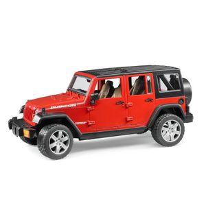 VOITURE ELECTRIQUE ENFANT Voiture Electrique bruder jeep wrangler rubicon il