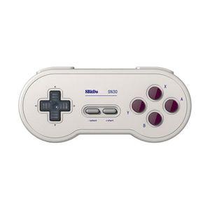 CONSOLE GAME CUBE Manette de jeu Bluetooth sans fil rétro SN30 pour