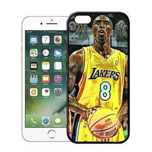 coque iphone 7 nba kobe bryant lakers 8