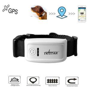 KIT SÉCURITÉ ANIMAUX Traqueur de GPS en temps réel d'animal familier de