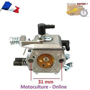 TRONÇONNEUSE Carburateur pour tronçonneuse 45 / 52 /58 cc