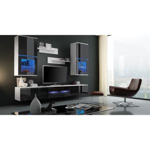 meuble salon suspendu achat vente meuble salon. Black Bedroom Furniture Sets. Home Design Ideas