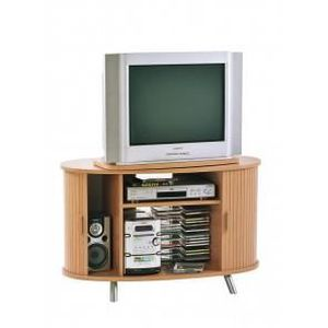 meuble tv plateau pivotant achat vente meuble tv. Black Bedroom Furniture Sets. Home Design Ideas