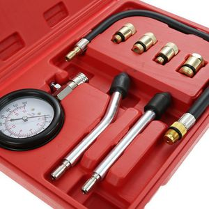 COFFRET OUTILLAGE Kit Testeur de Compression Compressiomètre pour Mo