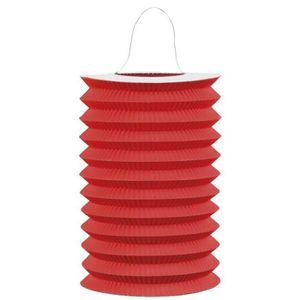 Lampion-soie-Lampe-Rouge 42 cm 1 Lampion