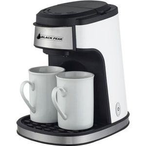 CAFETIÈRE BLACKPEAR BCM 619 Cafetière - 2 tasses