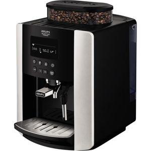 MACHINE À CAFÉ Expresso Broyeur KRUPS YY3075FD Arabica Noir Silve