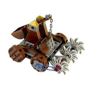 ASSEMBLAGE CONSTRUCTION Jeu D'Assemblage LEGO YYVOH Château 7040: Nains du