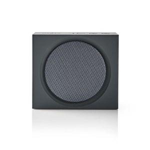 ENCEINTE NOMADE NEDIS Enceinte Bluetooth® | 9 W | Autonomie en uti