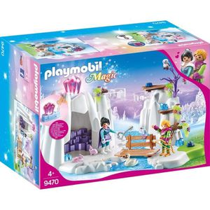 UNIVERS MINIATURE PLAYMOBIL 9470 - Magic - Grotte du diamant Cristal