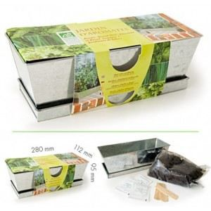 kit plantes aromatiques achat vente kit plantes. Black Bedroom Furniture Sets. Home Design Ideas