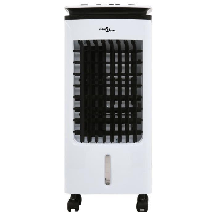 JOLI-6668Contemporain Refroidisseur d'air CLIMATISEUR MOBILE Haut de gamme Purificateur d'air Humidificateur Pour Maison 3en1 80 W
