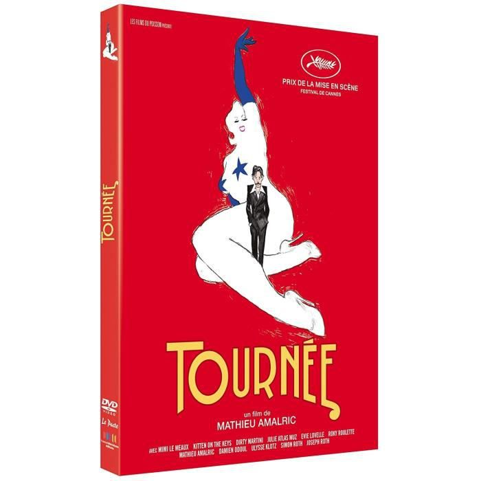 TOURNEE - (dvd)
