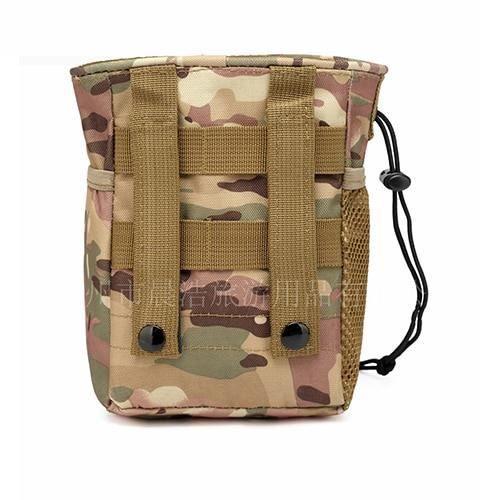 CP -Sac de cartouche en plein air Airsoft Durable taille poche chasse cordon tactique Oxford Camping EDC Molle poche taille sac