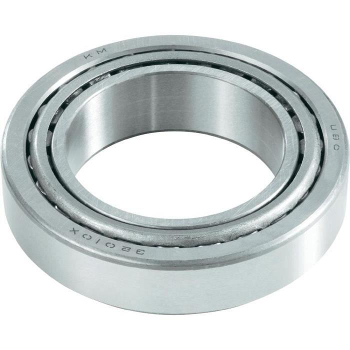 Roulement à billes rangée simple rouleaux coniques Ø int. 35 mm Ø ext. 59,131 mm régime 5500 tr/min UBC Bearing L68149 /