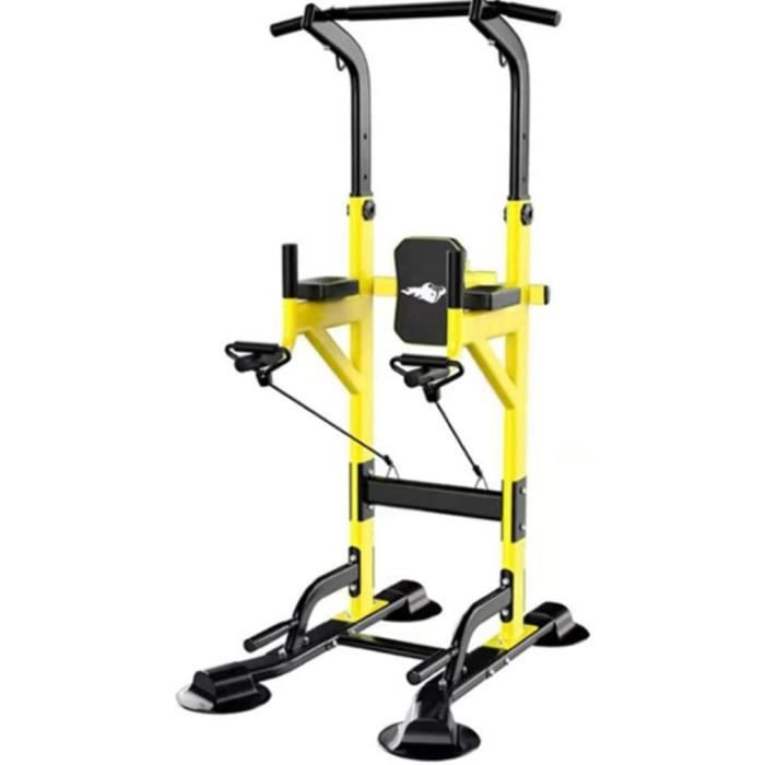 DIP STATION Chaise Romaine Power Tower Workout Dip Station Barre de Traction Station Musculation pour lentraicircnement agrave 342