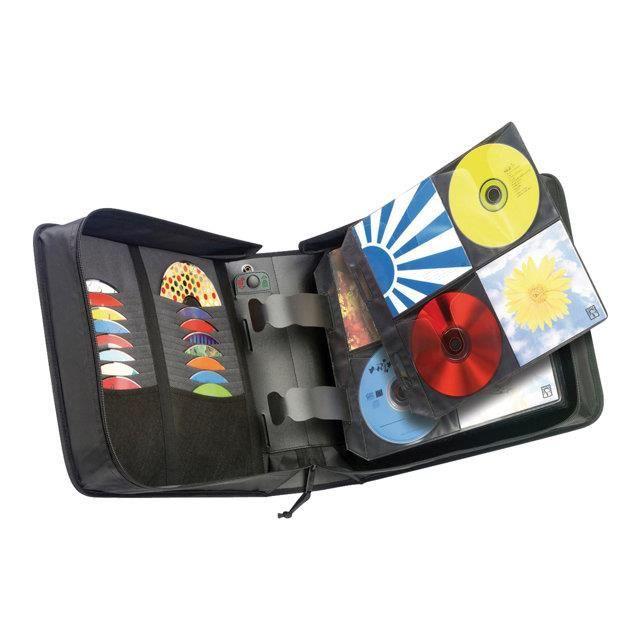 CASE LOGIC 3200049 Classeur CD - Noir