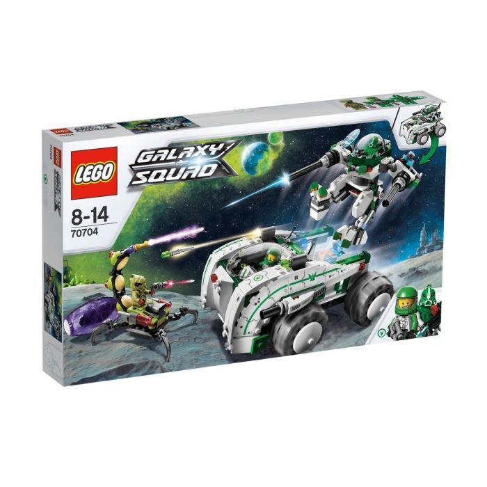 LEGO Galaxy squad 70704 La défense spatiale