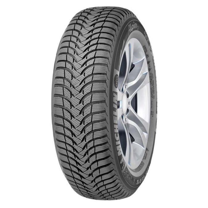 PNEUS Hiver Michelin LATITUDE ALPIN 2 255/65 R17 114 H 4x4 hiver