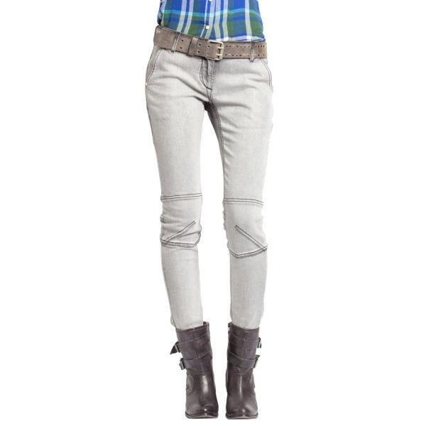 Jean Redskins Femme Skinny Gris …