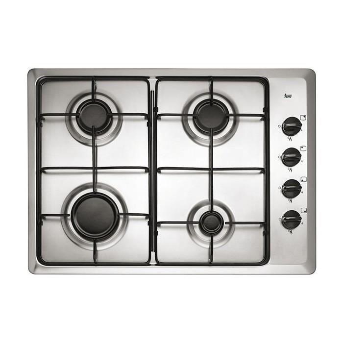 Plaques de cuisson admirable plaque au gaz teka hlx50 60 cm 60 cm (4 feux a gaz)