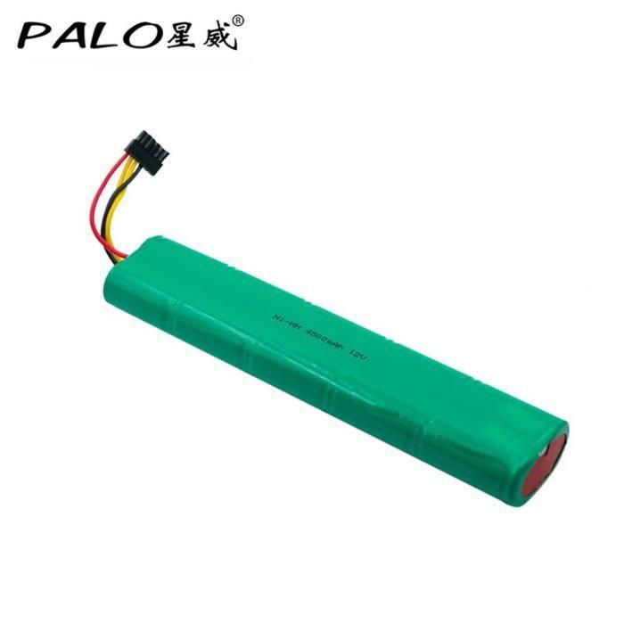 petrichorr PALO 4500MAH Batterie de balayage rechargeable pour Neato Botvac 70e-75-D75-80-85-D85 etc