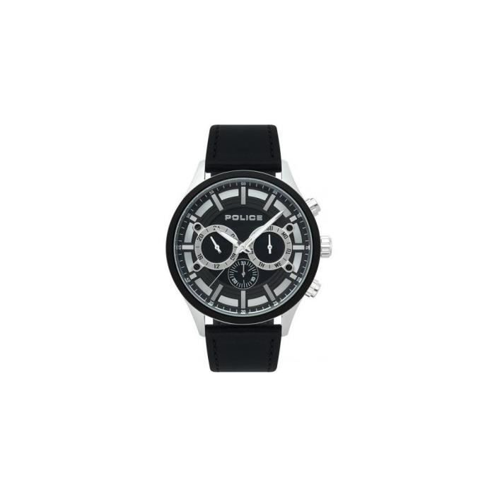 Montre Homme POLICE WATCHES Mod. P15412JSTB02 DSP