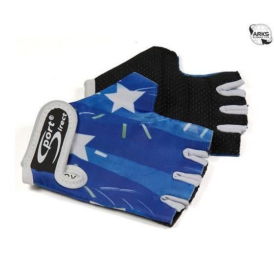 SPORT DIRECT Cycle junior sur piste Mitts - Bleu - Extra Small - SHSK500