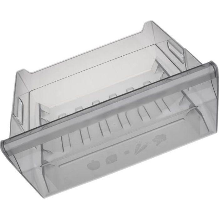 Bac à legumes - Réfrigérateur, congélateur - WHIRLPOOL, IGNIS, BAUKNECHT, LADEN, KITCHENAID (38837)