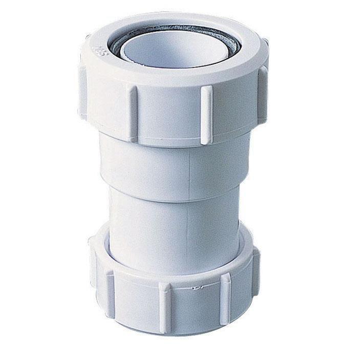 Wirquin SP9296S Manchon de raccordement pour tube PVC-Plomb 40 x 44 mm