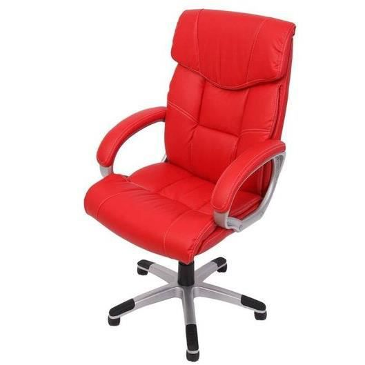 fauteuil de bureau cologne rouge achat vente chaise. Black Bedroom Furniture Sets. Home Design Ideas