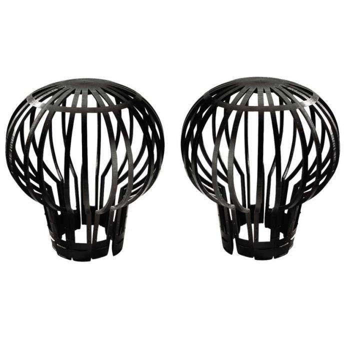 les 2 crapaudines panier filtre goutti re boule achat vente nettoyeur de gouti re cdiscount. Black Bedroom Furniture Sets. Home Design Ideas