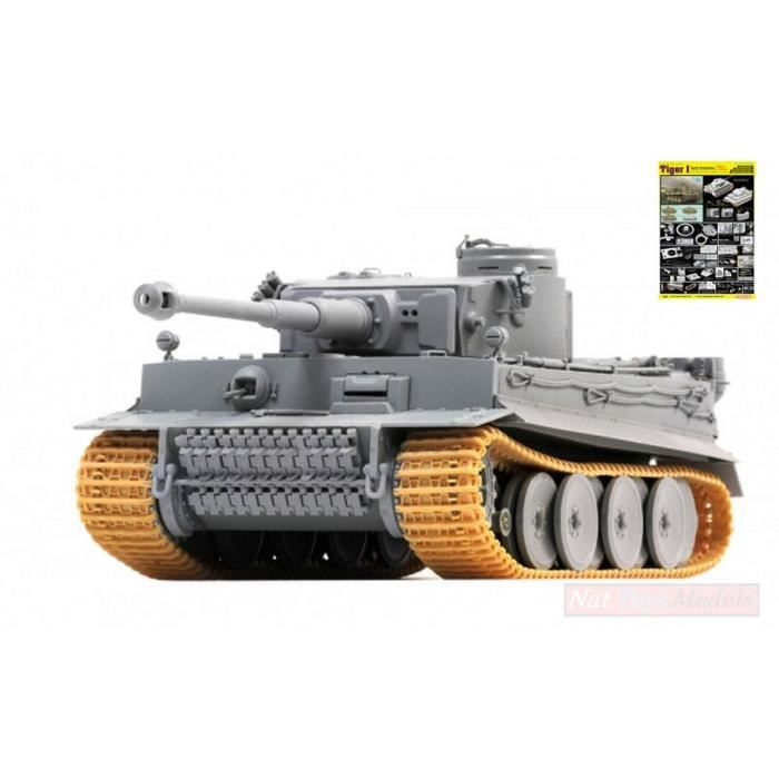 D6885 I Tiger Early Production Dragon H2DIW9E