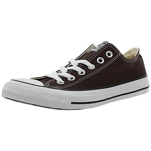 baskets mode Baskets femme converse all star ox f 41 Marron