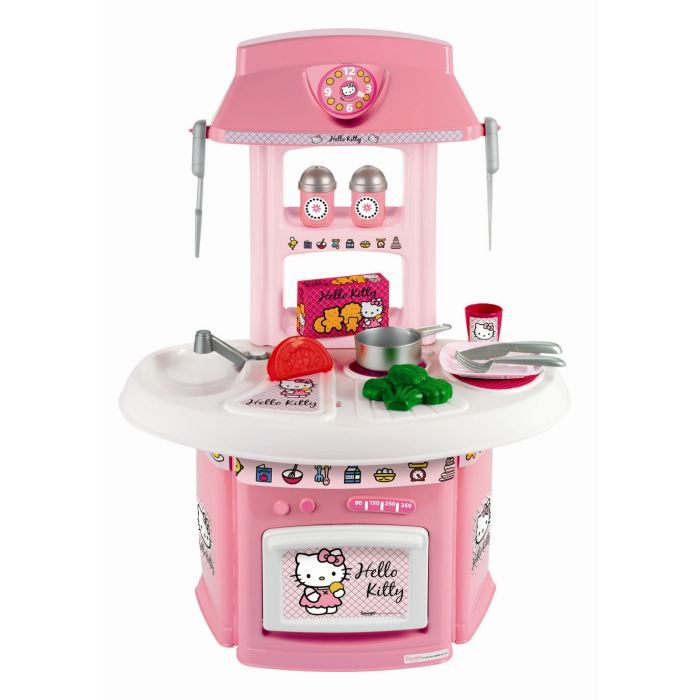 hello kitty cuisine enfant achat vente dinette cuisine cdiscount. Black Bedroom Furniture Sets. Home Design Ideas