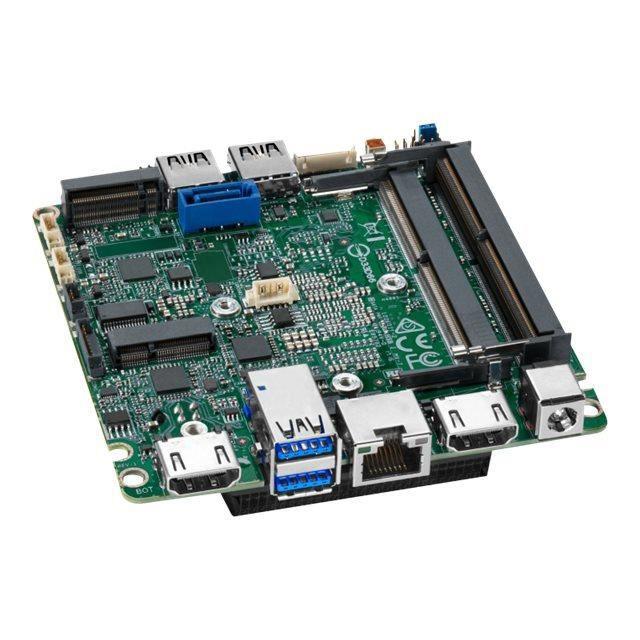 CARTE MÈRE Intel Next Unit of Computing Board NUC7i5DNBE Cart