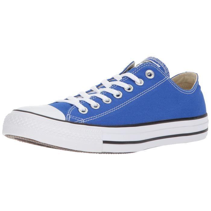 converse 38 bleu