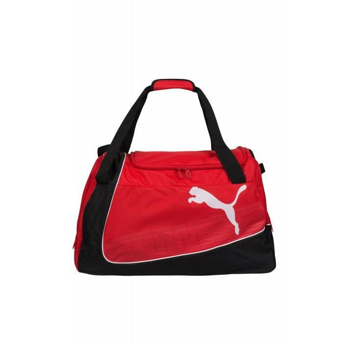 54l Bag Sac Rouge Evopower Medium Puma Sport De Cher Prix Pas qE0x6