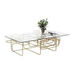 table basse doree achat vente table basse doree pas cher cdiscount. Black Bedroom Furniture Sets. Home Design Ideas