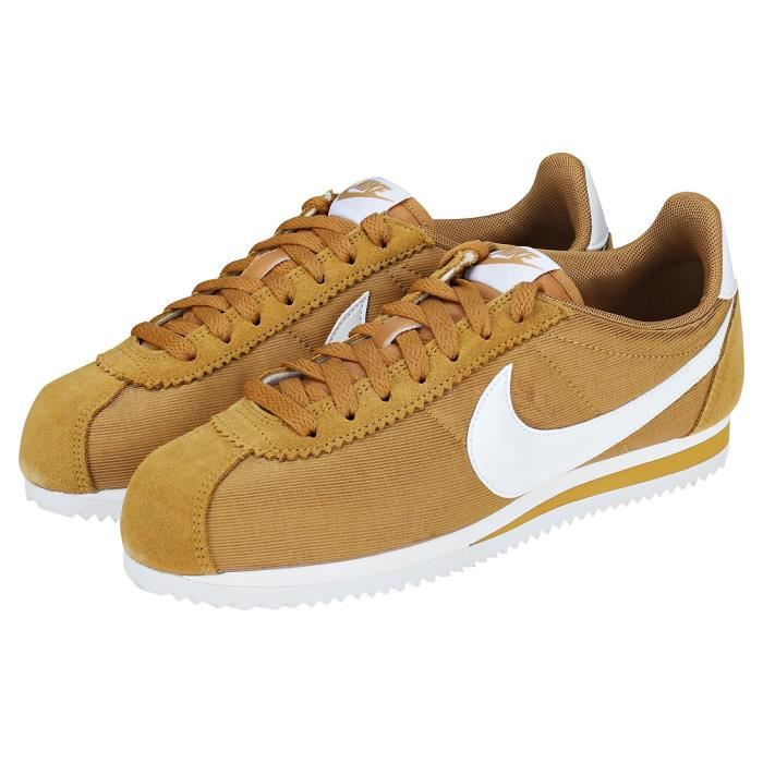 new product e3297 08cf4 Bronze Cortez Baskets Nike Classic Femme Hq7vwpxPS