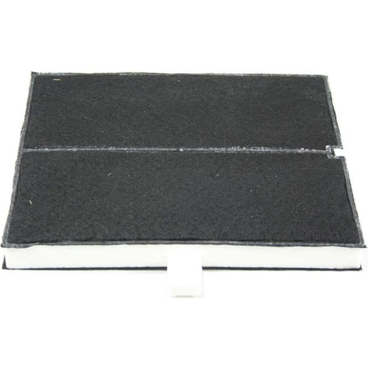 Tapis de filtre, charbon Filtre de hotte pour Bosch DHU655U-01