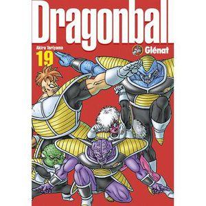 MANGA Dragon Ball perfect edition Tome 19