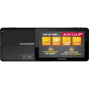 THOMSON Tablette Tactile éducative - Ecran 9\