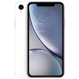 SMARTPHONE iPhone Xr 256 Go Blanc Reconditionné - Comme Neuf