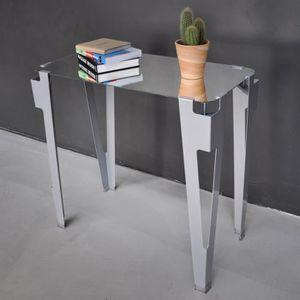 PIÈCE MEUBLE Lot de 4 pieds de table modulables